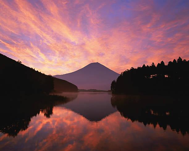 池に映る富士山のまとめ:2006年03月21日(壁紙.com)