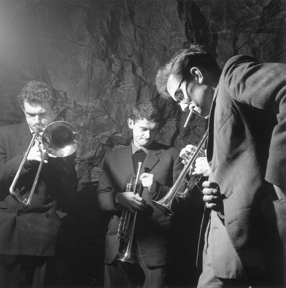 Trumpet「Jazz In The Caves」:写真・画像(10)[壁紙.com]
