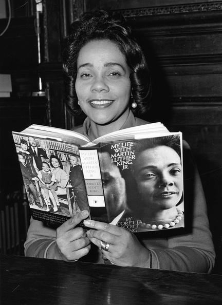 Coretta Scott King「Coretta's Book」:写真・画像(5)[壁紙.com]