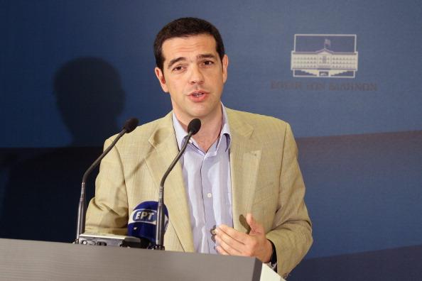 Effort「Greece's Election Winning Party Begin Talks To Form A Ruling Coalition」:写真・画像(7)[壁紙.com]
