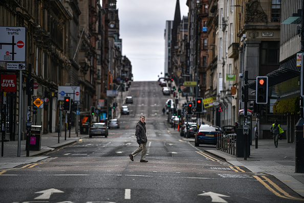 Economy「Scotland Feels The Impact Of Coronavirus」:写真・画像(17)[壁紙.com]
