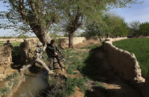 John Moore「U.S. Army Conducts Operations In Kandahar Province」:写真・画像(16)[壁紙.com]