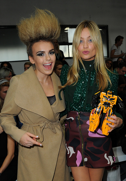 London Fashion Week「Front Row & Arrivals: Day 1 - LFW SS16」:写真・画像(7)[壁紙.com]