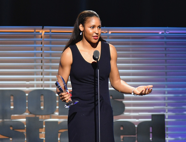 Maya Moore「SPORTS ILLUSTRATED 2017 Sportsperson of the Year Show」:写真・画像(15)[壁紙.com]