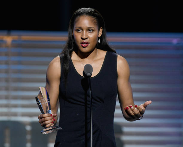 Maya Moore「SPORTS ILLUSTRATED 2017 Sportsperson of the Year Show」:写真・画像(14)[壁紙.com]