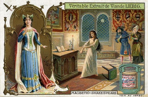 Elizabethan Style「Macbeth by William Shakespeare」:写真・画像(14)[壁紙.com]