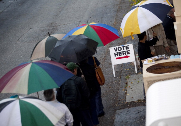 Florida - US State「U.S. Citizens Head To The Polls To Vote In Presidential Election」:写真・画像(19)[壁紙.com]