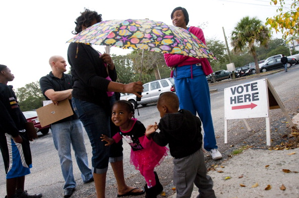 Florida - US State「U.S. Citizens Head To The Polls To Vote In Presidential Election」:写真・画像(5)[壁紙.com]