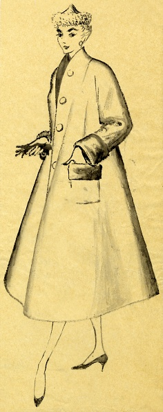 Stiletto「Woman In Duster Coat And Pointed Hat」:写真・画像(8)[壁紙.com]