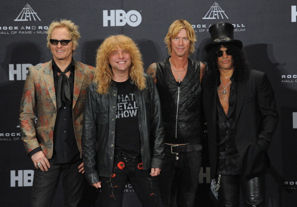 薔薇「27th Annual Rock And Roll Hall Of Fame Induction Ceremony - Press Room」:写真・画像(14)[壁紙.com]