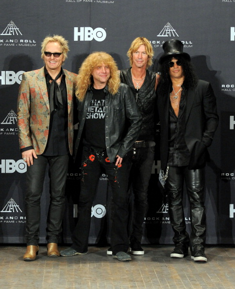 薔薇「27th Annual Rock And Roll Hall Of Fame Induction Ceremony - Press Room」:写真・画像(16)[壁紙.com]