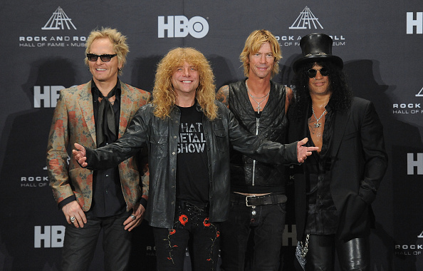 薔薇「27th Annual Rock And Roll Hall Of Fame Induction Ceremony - Press Room」:写真・画像(15)[壁紙.com]