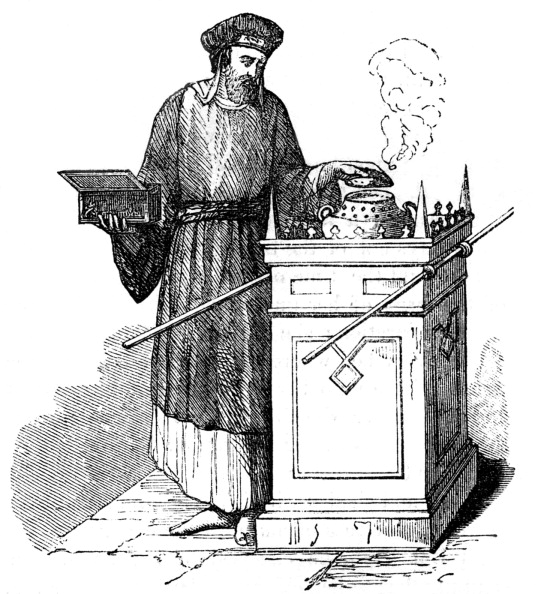 Engraving「Altar of incense」:写真・画像(11)[壁紙.com]