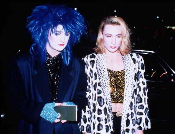 Marilyn - British Singer「Boy George」:写真・画像(3)[壁紙.com]