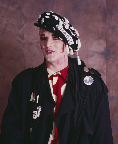 Culture Club「Boy George」:写真・画像(14)[壁紙.com]