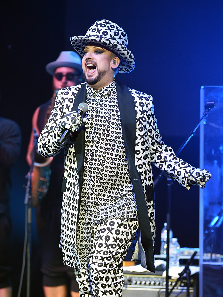 Culture Club「Culture Club And Groves In Concert At Palms Casino Resort」:写真・画像(2)[壁紙.com]