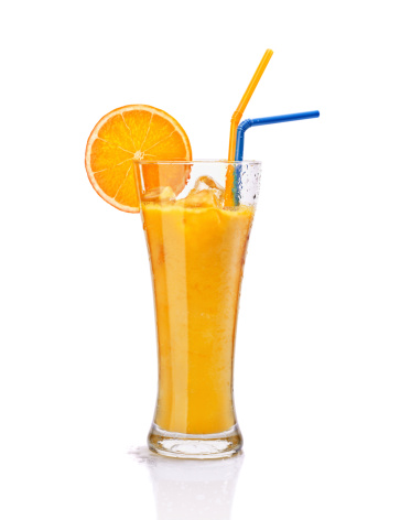 Orange - Fruit「glass of fresh orange juice」:スマホ壁紙(19)