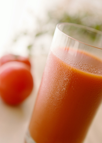 Vegetable Juice「A glass of fresh tomato juice」:スマホ壁紙(8)