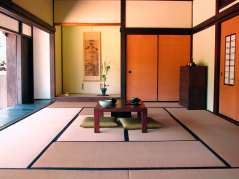 Japanese Culture「Room interior」:スマホ壁紙(6)