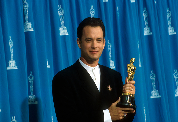 Best Actor「Tom Hanks at 1995 Oscars」:写真・画像(5)[壁紙.com]