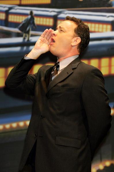 """Junko Kimura「Tom Hanks Promotes """"The Polar Express"""" In Tokyo」:写真・画像(7)[壁紙.com]"""