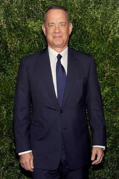 カメラ目線「2016 Museum Of Modern Art Film Benefit - A Tribute To Tom Hanks」:写真・画像(5)[壁紙.com]