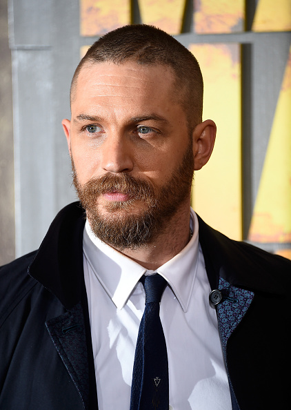 "Tom Hardy - Actor「Premiere Of Warner Bros. Pictures' ""Mad Max: Fury Road"" - Arrivals」:写真・画像(2)[壁紙.com]"