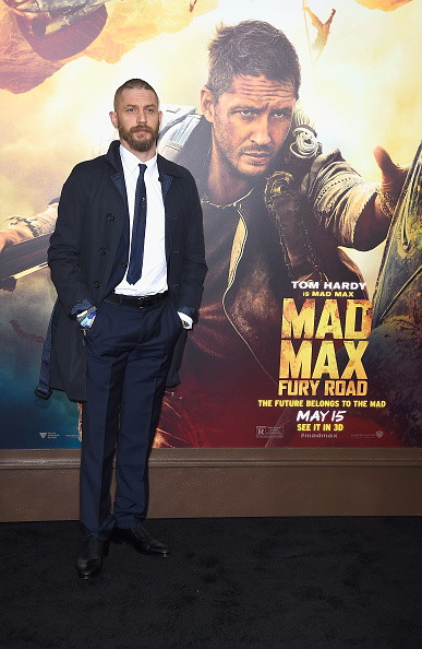 """Mad Max「Premiere Of Warner Bros. Pictures' """"Mad Max: Fury Road"""" - Arrivals」:写真・画像(2)[壁紙.com]"""