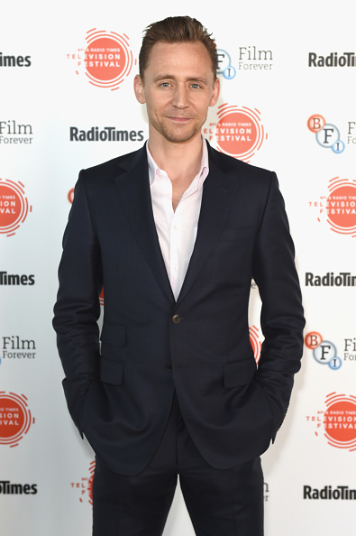 カメラ目線「BFI & Radio Times TV Festival - Day 3」:写真・画像(19)[壁紙.com]