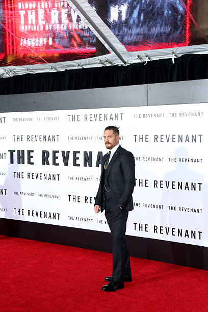 "Premiere Of 20th Century Fox And Regency Enterprises' ""The Revenant"" - Arrivals:ニュース(壁紙.com)"