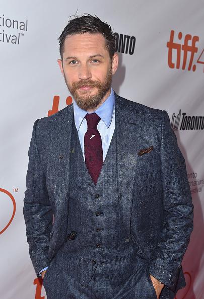 "Tom Hardy - Actor「2015 Toronto International Film Festival - ""Legend"" Premiere - Arrivals」:写真・画像(11)[壁紙.com]"