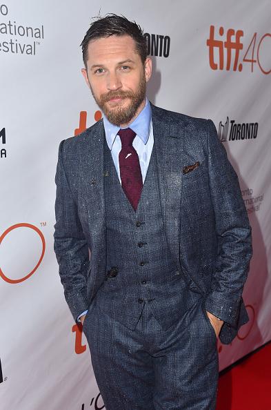 "Tom Hardy - Actor「2015 Toronto International Film Festival - ""Legend"" Premiere - Arrivals」:写真・画像(1)[壁紙.com]"