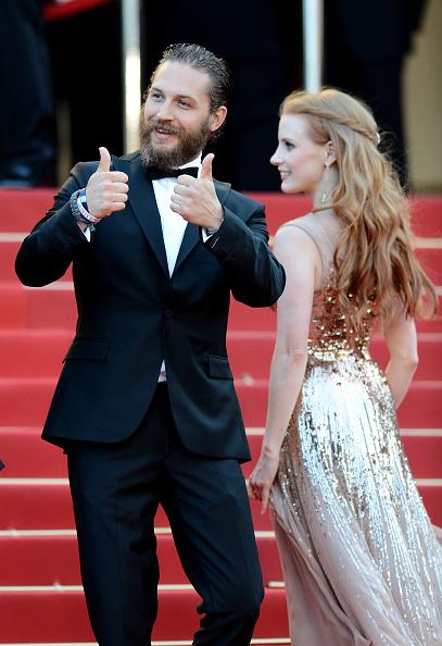 "Tom Hardy - Actor「""Lawless"" Premiere - 65th Annual Cannes Film Festival」:写真・画像(17)[壁紙.com]"