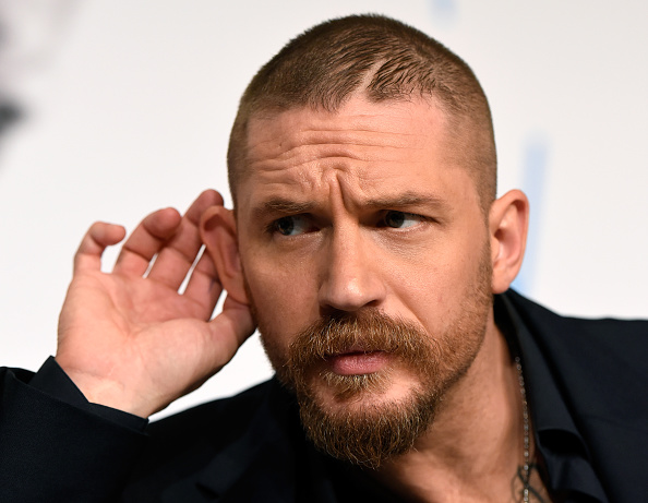 """Tom Hardy - Actor「""""Mad Max: Fury Road"""" - Press Conference - The 68th Annual Cannes Film Festival」:写真・画像(5)[壁紙.com]"""