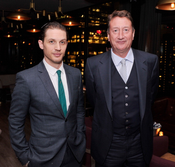 """Tom Hardy - Actor「A24 And The Cinema Society Host The Premiere Of """"Locke"""" - After Party」:写真・画像(16)[壁紙.com]"""