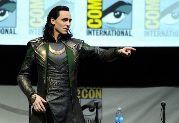 "Comic con「The Marvel Studios: ""Thor: The Dark World"" And ""Captain America: The Winter Soldier"" - Comic-Con International 2013」:写真・画像(14)[壁紙.com]"