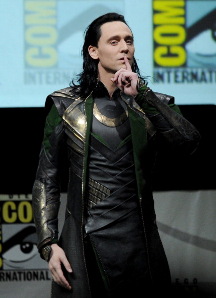 "Comic con「The Marvel Studios: ""Thor: The Dark World"" And ""Captain America: The Winter Soldier"" - Comic-Con International 2013」:写真・画像(17)[壁紙.com]"