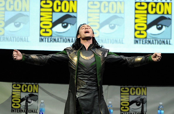 "Comic con「The Marvel Studios: ""Thor: The Dark World"" And ""Captain America: The Winter Soldier"" - Comic-Con International 2013」:写真・画像(11)[壁紙.com]"