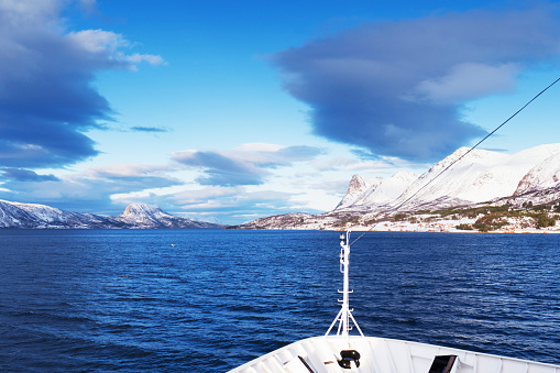 Cruise - Vacation「Cruising along the beautiful fjords in Norway」:スマホ壁紙(6)