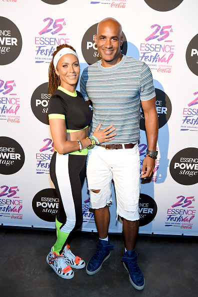 White Shorts「2019 ESSENCE Festival Presented By Coca-Cola - Ernest N. Morial Convention Center - Day 1」:写真・画像(9)[壁紙.com]