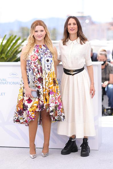 "Abigail Breslin「""Stillwater"" Photocall - The 74th Annual Cannes Film Festival」:写真・画像(19)[壁紙.com]"