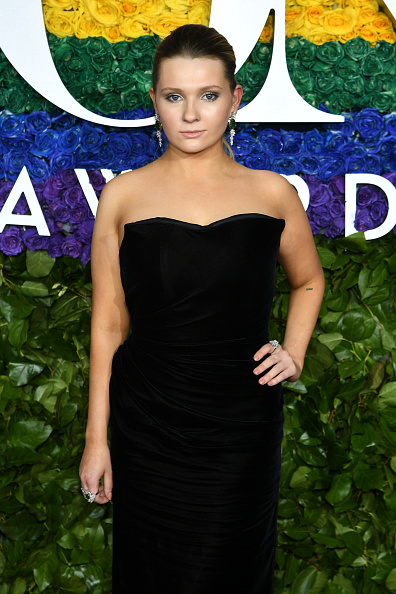 Abigail Breslin「73rd Annual Tony Awards - Red Carpet」:写真・画像(0)[壁紙.com]