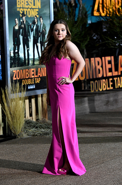 """Hot Pink「Premiere Of Sony Pictures' """"Zombieland Double Tap"""" - Arrivals」:写真・画像(18)[壁紙.com]"""