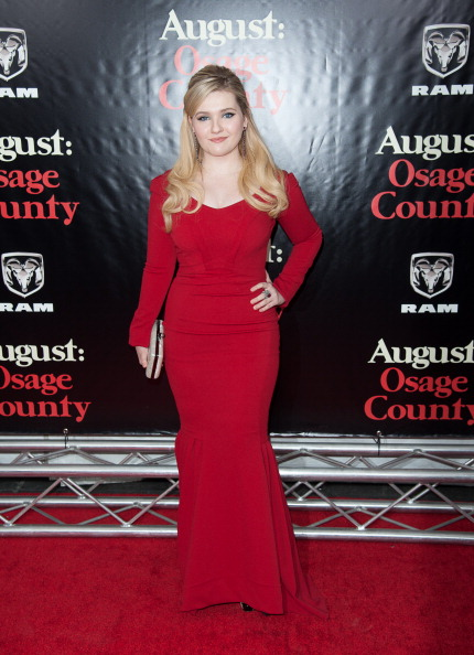 "Floor Length「""August: Osage County"" New York Premiere - Red Carpet」:写真・画像(15)[壁紙.com]"