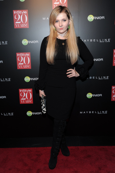 Abigail Breslin「Instyle Hosts 20th Anniversary Party」:写真・画像(16)[壁紙.com]