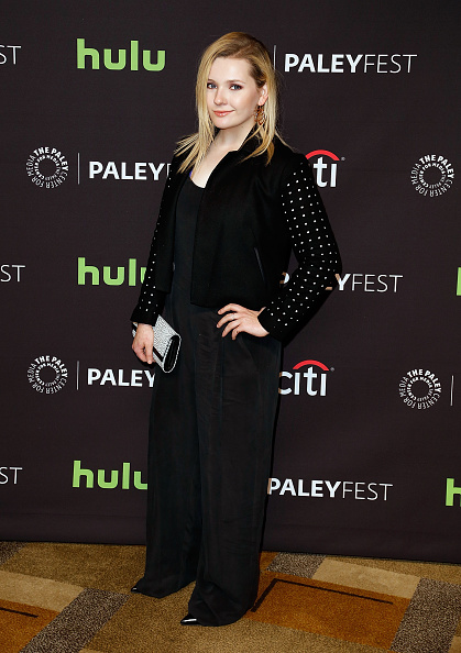 アビゲイル ブレスリン「The Paley Center For Media's 33rd Annual PaleyFest Los Angeles - 'Scream Queens' - Arrivals」:写真・画像(2)[壁紙.com]