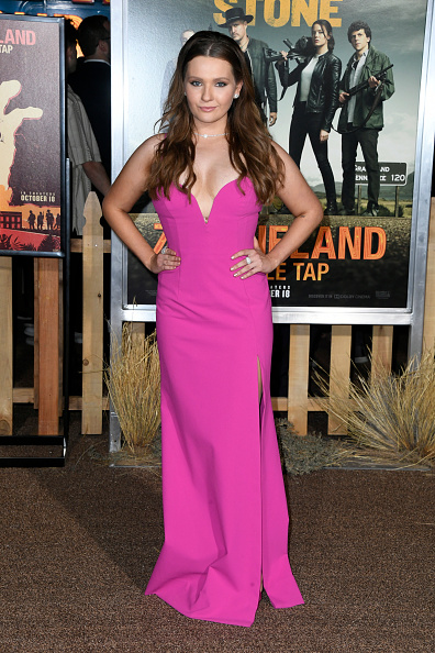 """Abigail Breslin「Premiere Of Sony Pictures' """"Zombieland Double Tap"""" - Arrivals」:写真・画像(15)[壁紙.com]"""
