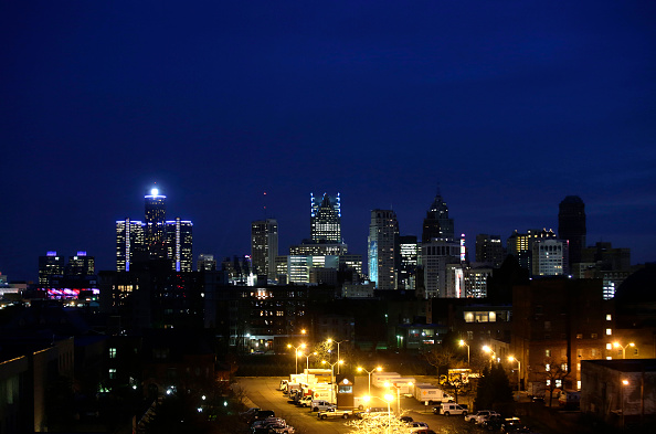 Urban Skyline「City Bankruptcy Ruling Expected In Detroit」:写真・画像(8)[壁紙.com]
