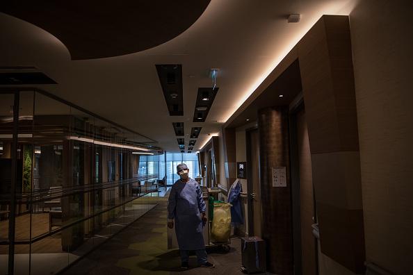 Middle East「An Istanbul Hospital ICU Adapts To Fight Coronavirus Outbreak」:写真・画像(2)[壁紙.com]