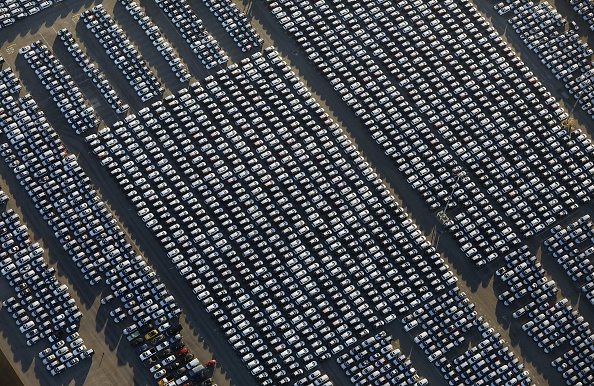 Car「China And U.S. Continue To Ramp Up Trade, Trading A Round Of New Tariffs」:写真・画像(3)[壁紙.com]